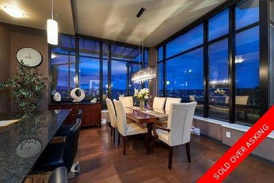 Downtown Penthouse for sale: The Point 3 bedroom 2,380 sq.ft. (Listed 2016-05-06)