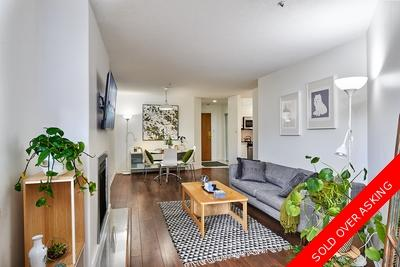 Mount Pleasant Main  Condo for sale: Cartier Place 1 & Flex Space 665 sq.ft. (Listed 2017-06-04)