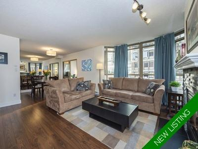 Downtown VW Condo for sale:  2 bedroom 1,017 sq.ft. (Listed 2018-11-21)