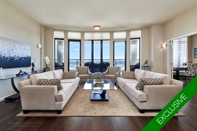 Downtown Sub Penthouse for sale: The Point 3 bedroom 1,955 sq.ft. (Listed 2016-06-21)