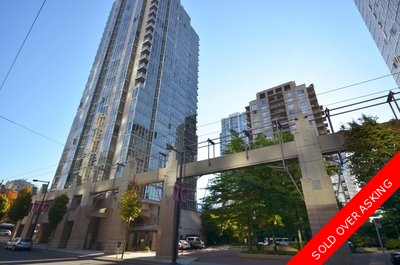 Yaletown Condo for sale: Pacific Landmark 2 & Den 1,103 sq.ft. (Listed 2017-05-15)