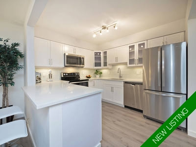 North Coquitlam - Coquitlam Centre Apartment for sale: THE CLASSICS AT GLEN PARK 2 bedroom 967 sq.ft. (Listed 2017-09-12)