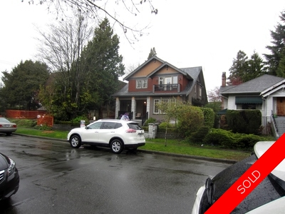 Kerrisdale Detached House for sale:  5 bedroom 4,742 sq.ft. (Listed 2015-02-18)