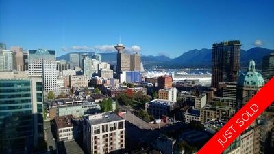 Crosstown - Downtown Vancouver Apartment for sale: ESPANA 2 bedroom 932 sq.ft. (Listed 2017-10-11)