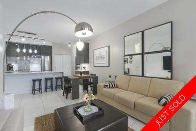 Downtown Condo for sale: PURE 1 & Den 799 sq.ft. (Listed 2019-04-17)